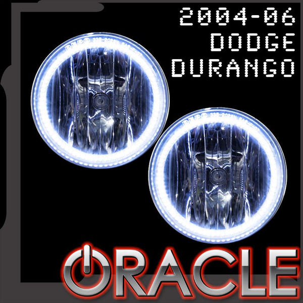 2004-2006 Dodge Durango ORACLE Fog Light Halo Kit