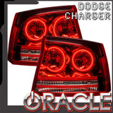 2006-2008 Dodge Charger Pre-Assembled Tail Lights
