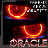 2005-2013 Chevrolet Corvette C6 ORACLE Fog Light Halo Kit