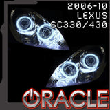 2006-2010 Lexus SC430 ORACLE Halo Kit
