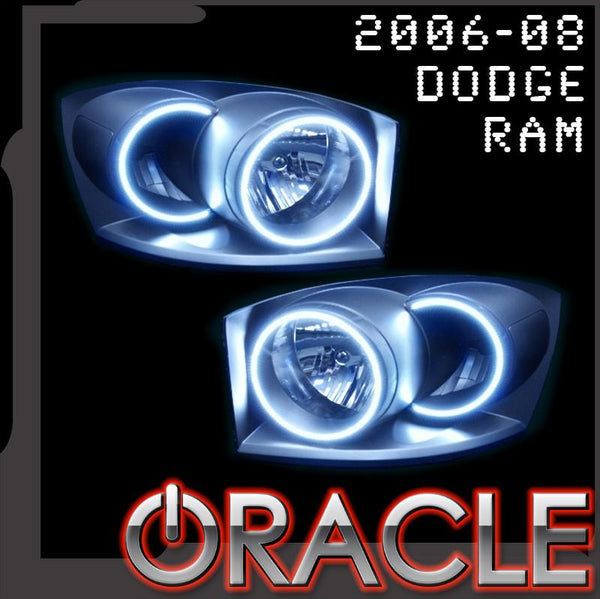 2006-2008 Dodge Ram ORACLE Halo Kit