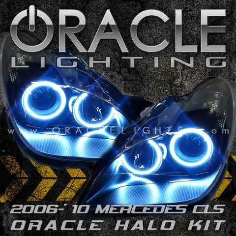 2004-2010 Mercedes CLS W219 ORACLE Halo Kit