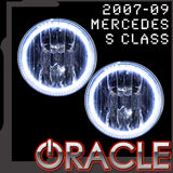 2007-2009 Mercedes S-Class ORACLE Fog Light Halo Kit