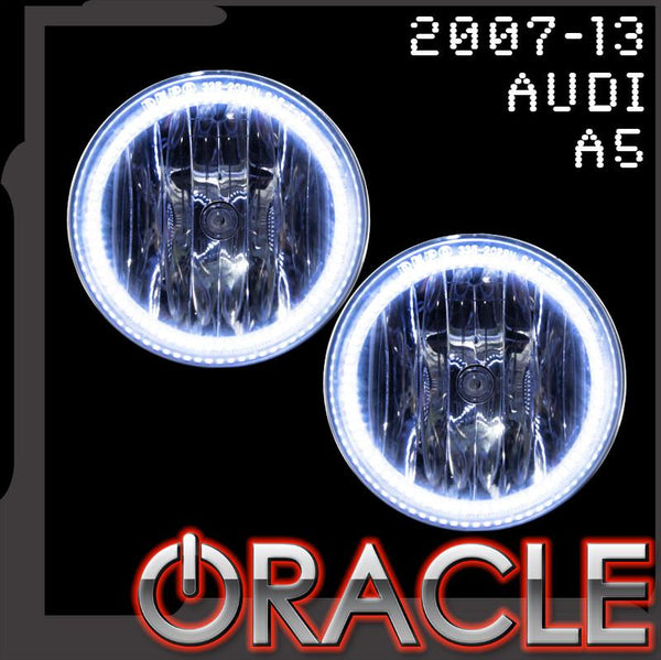 2007-2013 Audi A5 ORACLE Fog Light Halo Kit