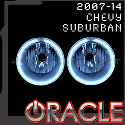 2007-2014 Chevrolet Suburban ORACLE Fog Light Kit
