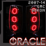 2007-2014 GMC Yukon ORACLE Tail Light Halo Kit
