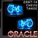 2007-2014 Chevy Tahoe Blue ORACLE Halo Kit