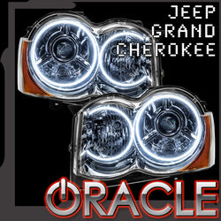 2008-2010 Jeep Grand Cherokee ORACLE Halo Kit