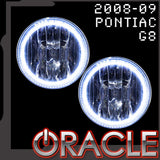 2008-2010 Pontiac G8 ORACLE Fog Light Halo Kit