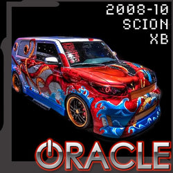2008-2010 Scion xB ORACLE Halo Kit