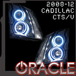 2008-2013 Cadillac CTS/CTS-V Sedan ORACLE Headlight Halo Kit