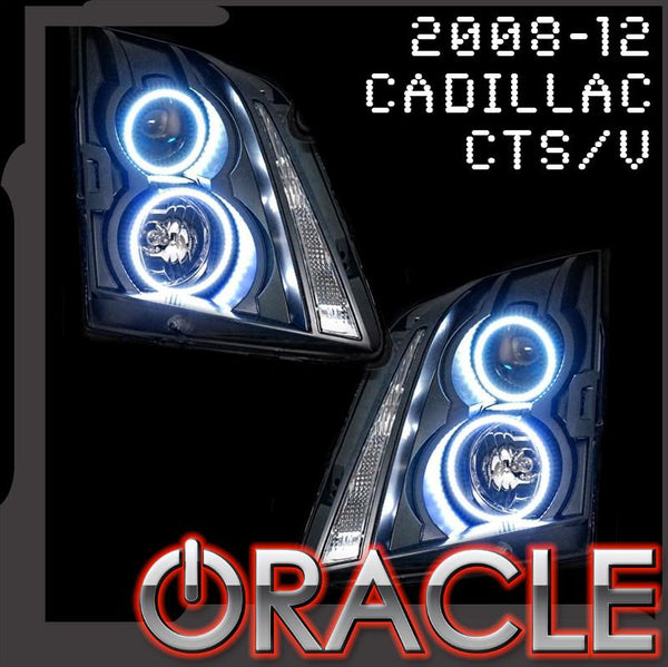 Cadillac Cts 2013 Price: 2010-2013 Cadillac CTS-V Coupe ORACLE Halo Kit