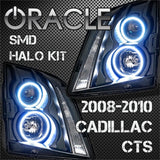 2008-2013 Cadillac CTS/CTS-V Sedan ORACLE Halo Kit