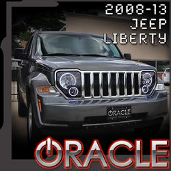 2008-2013 Jeep Liberty ORACLE Halo Kit