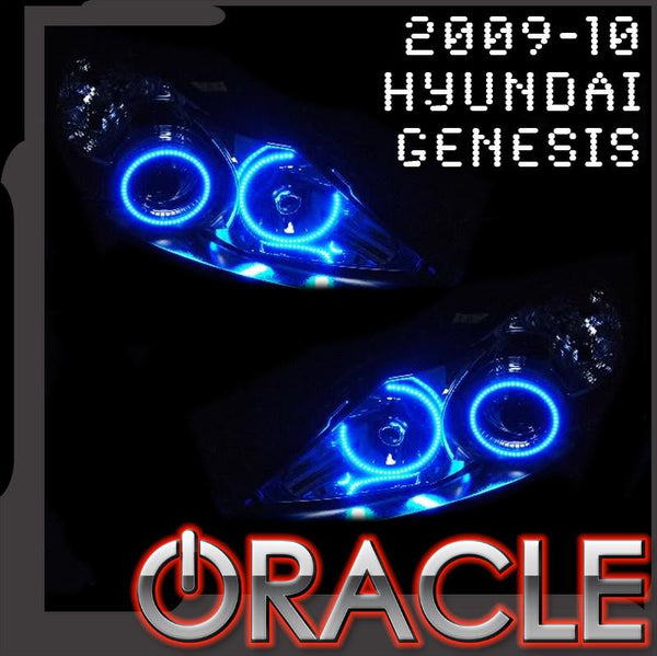 2009-2010 Hyundai Genesis ORACLE Halo Kit