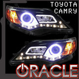 2012-2015 Toyota Camry XV50 ORACLE Halo Kit