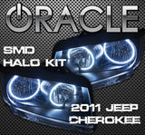 2011-2013 Jeep Grand Cherokee ORACLE Halo Kit