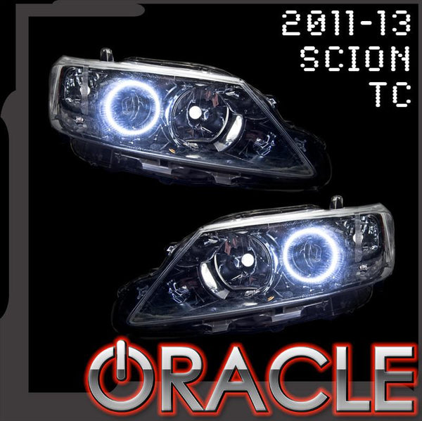 2011-2013 Scion TC ORACLE Halo Kit