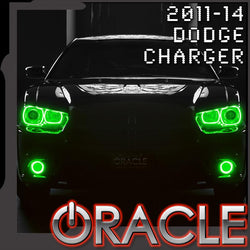 2011-2014 Dodge Charger ORACLE LED Halo Kit