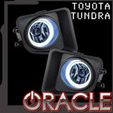 2014-2018 Toyota Tundra ORACLE Fog Light Halo Kit