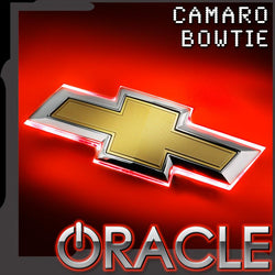 2016+ Chevy Camaro Illuminated Rear Bowtie Emblem