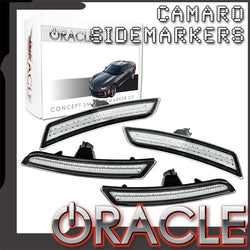 2016-2019 Chevrolet Camaro ORACLE Concept SMD Sidemarker Set