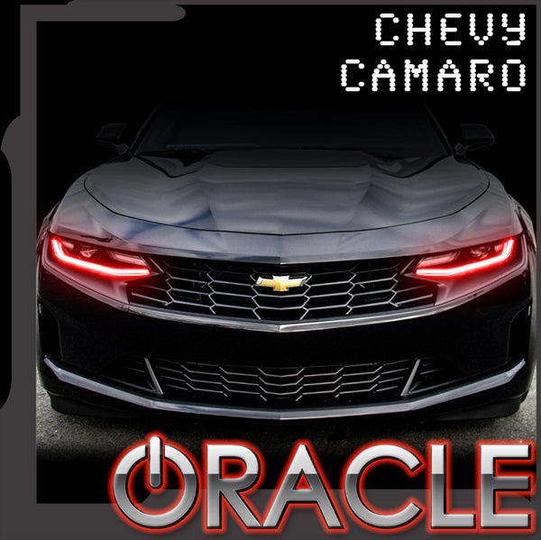 2019 Chevrolet Camaro ORACLE ColorSHIFT Surface Mount DRL Modules