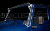 ORACLE Jeep JK Upper Windshield Brackets (Pair)