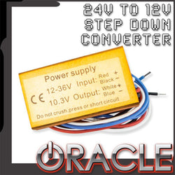 ORACLE LED DC 24V to DC 12V Step Down Converter