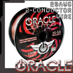 ORACLE 20AWG 2-Conductor Installation Wire