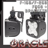1999-2014 Ford F-150/F-250 ORACLE LED Fog Lights & Replacement Brackets