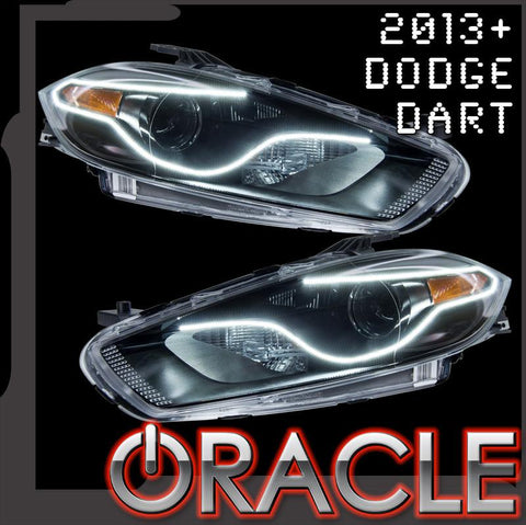 2013-2016 Dodge Dart ORACLE LED SMD Perimeter Halo Kit
