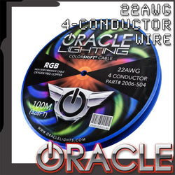 ORACLE 22AWG 4-Conductor Installation Wire