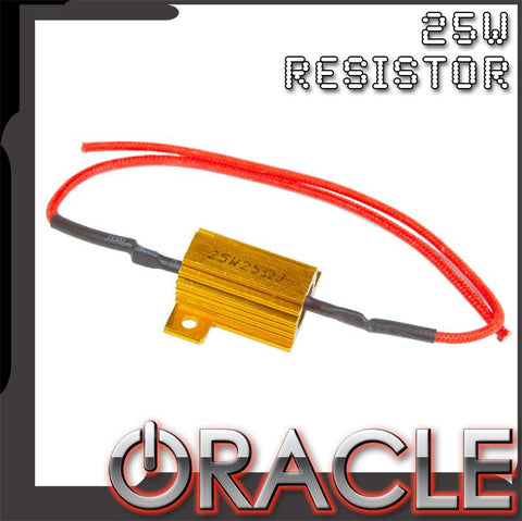 ORACLE 25W/25-Ohm Resistor