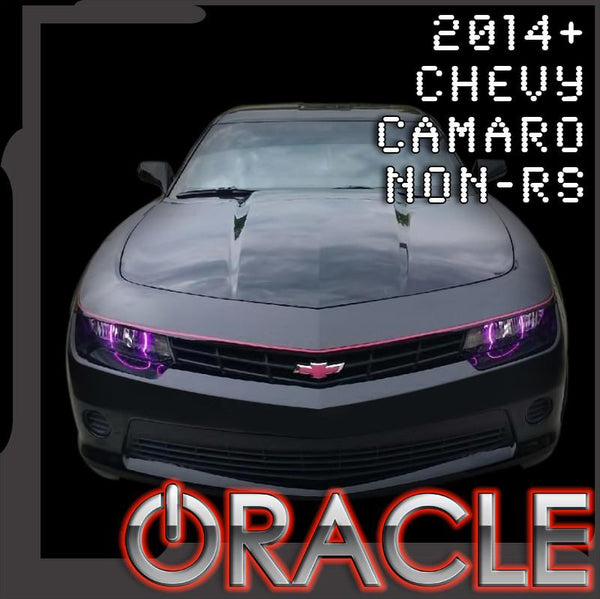 2014-2015 Chevy Camaro Non-RS ORACLE Halo Kit (Round Style)