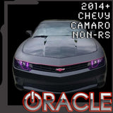 2014-2015 Chevrolet Camaro Non-RS ORACLE Headlight Halo Kit (Round Style)