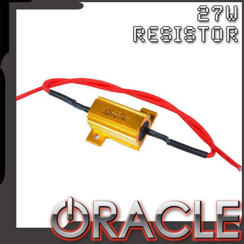 ORACLE 27W/27-Ohm Resistor