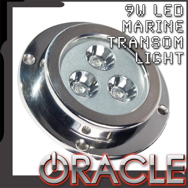 ORACLE 9W LED Marine Transom Light