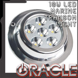 ORACLE 18W LED Marine Transom Light - CLEARANCE