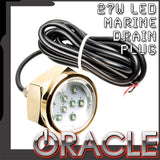 ORACLE 27W LED Marine Drain Plug