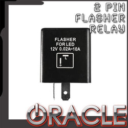 ORACLE 2 Pin Flasher Relay