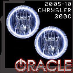 2005-2010 Chrysler 300C ORACLE Fog Light Halo Kit