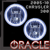 2005-2010 Chrysler 300 Base ORACLE Fog Light Halo Kit