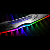 Gen II Chrysler Illuminated LED Rear Wing Emblem