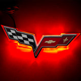 Chevy Corvette C6 Illuminated Emblem