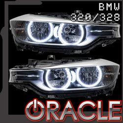 2012-2013 BMW 320/328 ORACLE Headlight Halo Kit
