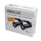 Dark Knight ORACLE GOBO LED Door Light Projector