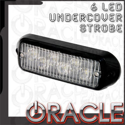ORACLE 6 LED Undercover Strobe Light
