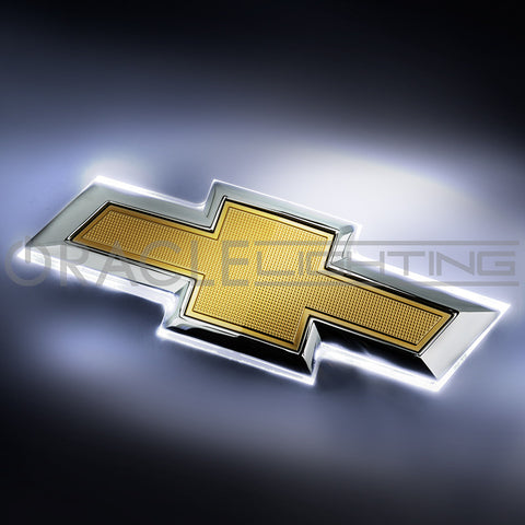 2016-2019 Chevy Camaro Illuminated Rear Bowtie Emblem