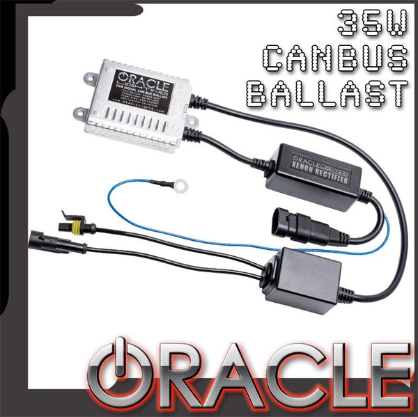 ORACLE 35W HID CAN-BUS Slim Ballast